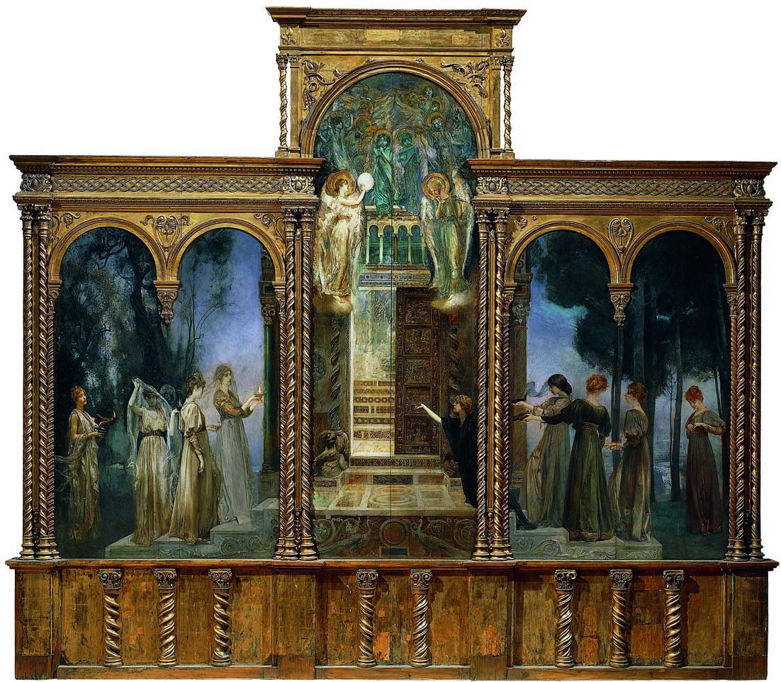 Giulio-Aristide-Sartorio-Le-Vergini-savie-e-le-Vergini-stolte-1890-91-Roma-Galleria-d'Arte-Moderna-Courtesy-Roma-Capitale.jpg