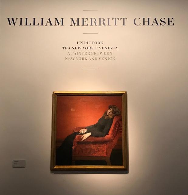 W.M.Chase, un pittore tra New York eVenezia